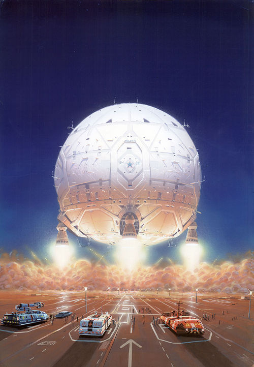 The Long Result by Peter Elson.