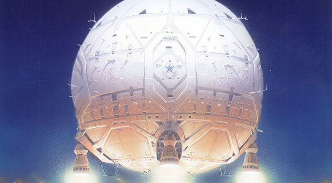Spherical Space Ships