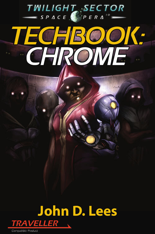 Techbook: Chrome