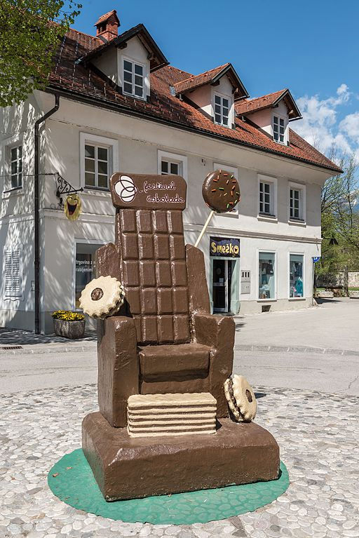 Chocolate Throne